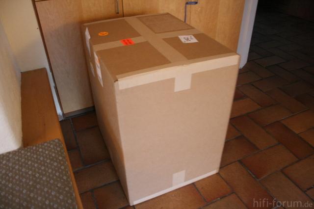 Die Box Aus Amerika