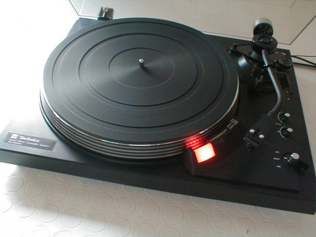 Plattenspieler 25 Technics Sl 2000