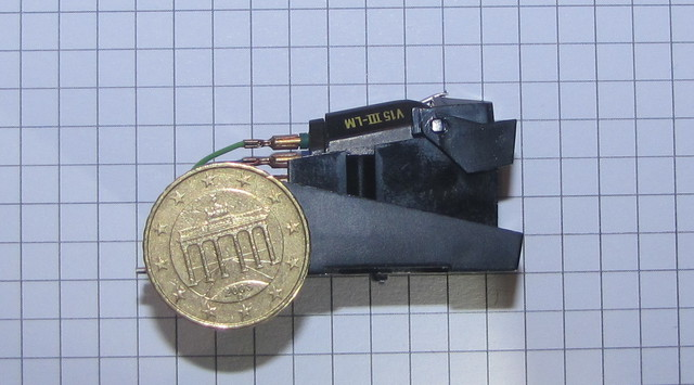 Shure V15 III-LM Mit MrStylus Nadel