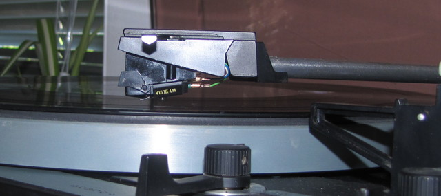 Shure V15 III-LM Seite