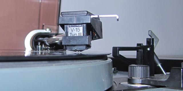 Shure V15 III-LM Vorn