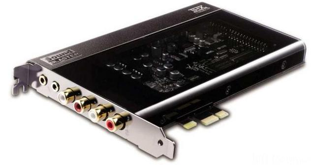 Creative Sound Blaster X Fi Titanium HD Soundkarte