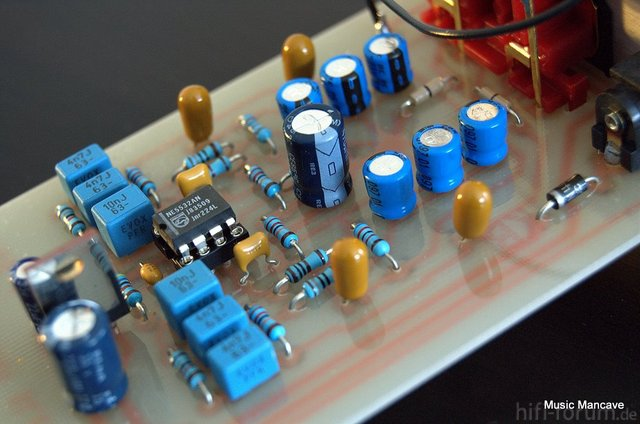 Gram Slee Amp06