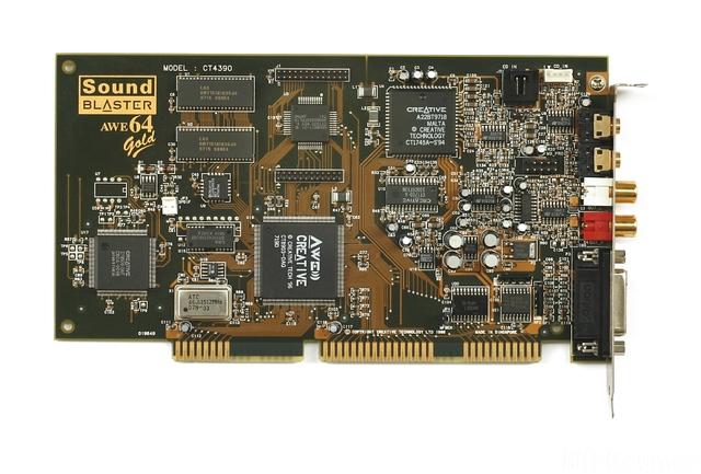 Soundblaster AWE64 Gold