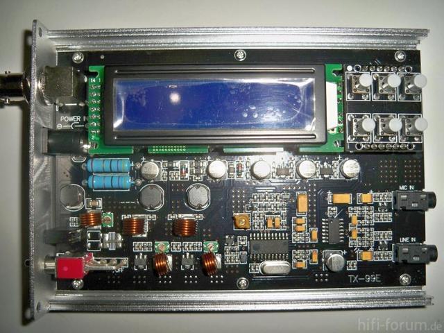 TX 99E Transmitter