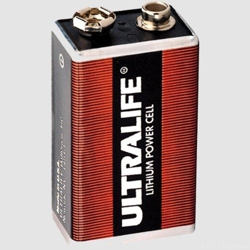 Ultralive 9V Lithium