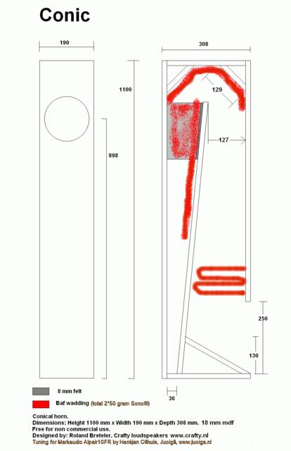 Conic Alpair10FR Sketch
