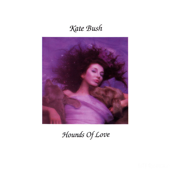 CD-Cover Hounds Of Love, 1985