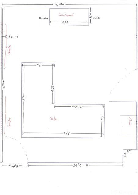 Grundriss Inklusive Mobel 205416