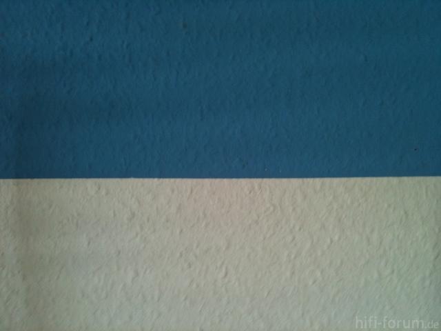 Saubere Malerkante