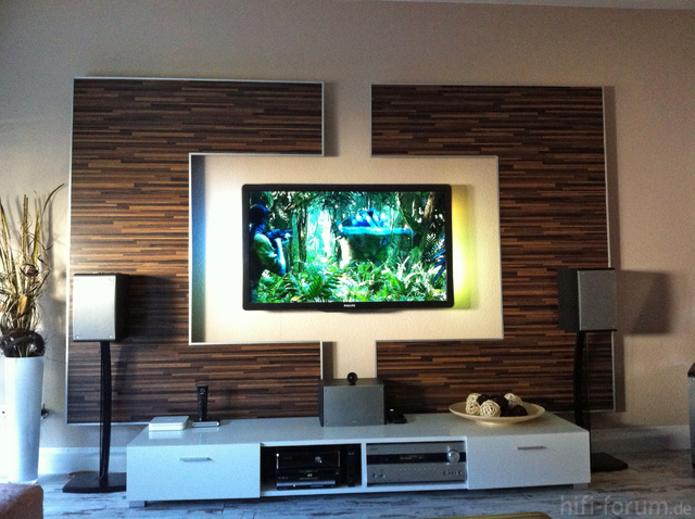 heimkino wand sonstiges hifi forum. Black Bedroom Furniture Sets. Home Design Ideas