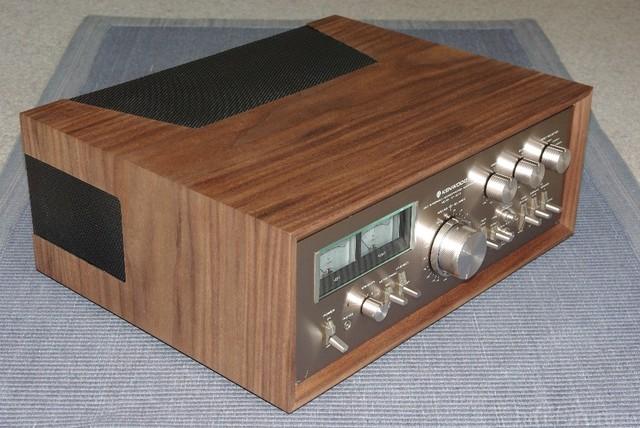 Kenwood KA-9150 Im Neubau-Woodcase