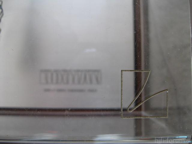 Luxman PD 131 Deckel