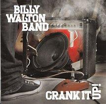 Billy Walton Band Crank It Up Cd S