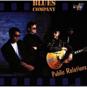 Blues Company   Public Relations   Cover