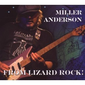 Miller Anderson - From Lizard Rock - Cover