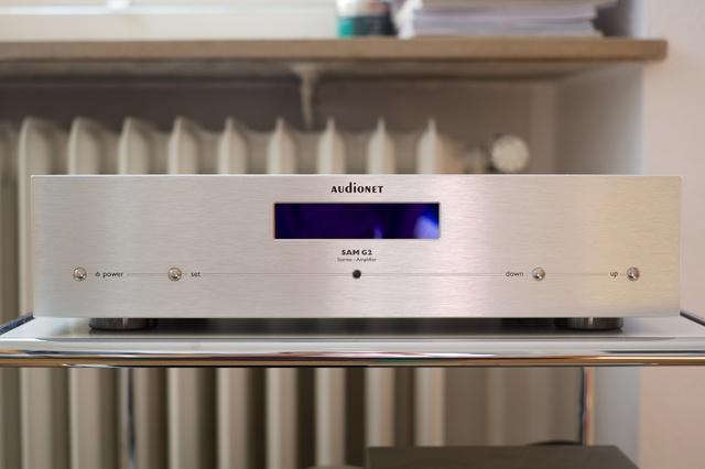 AudioNET SAM G2 Front