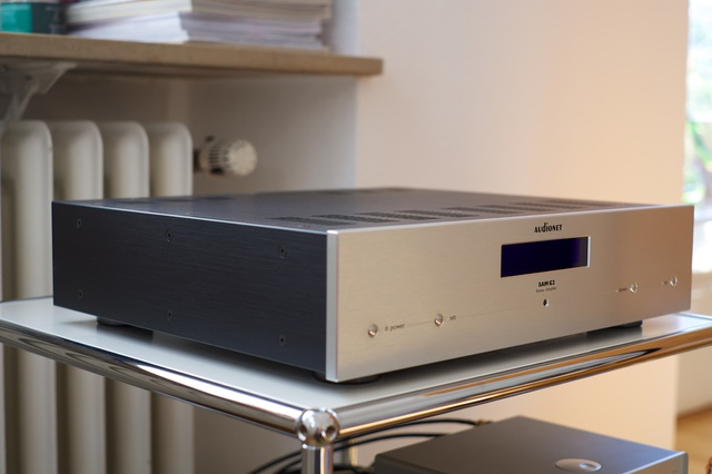AudioNET SAM G2 seitlich