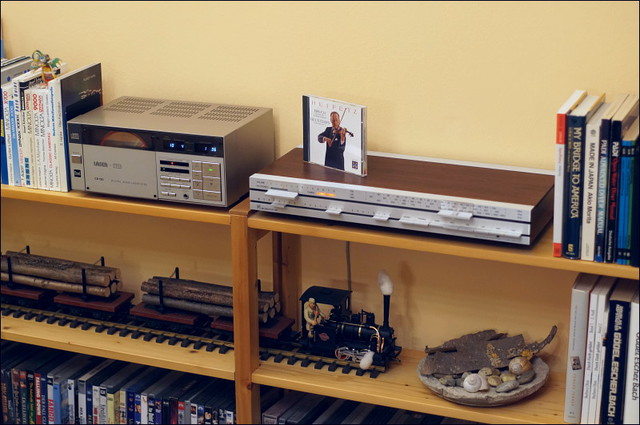 Dual CD 120 und B&O Beomaster 901
