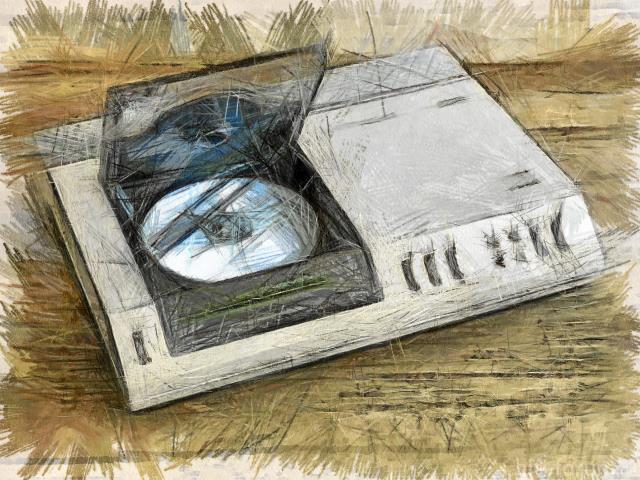 Philips CD 100