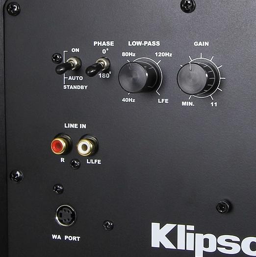 Klipsch R-112SW
