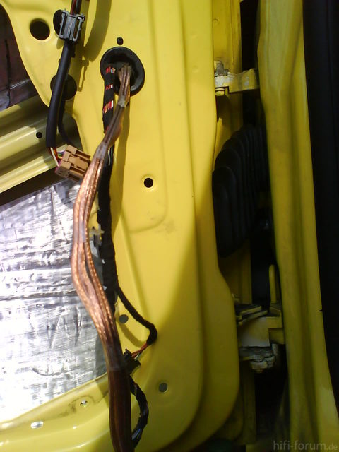Einbau Frontsystem Ibiza 6L #14