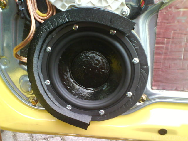 Einbau Frontsystem Ibiza 6L #34