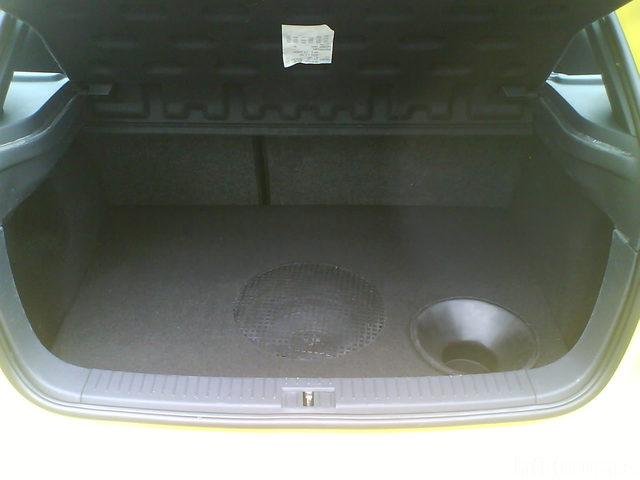 Reserveradmuldenausbau Ibiza 6L - Abdeckplatte X+1