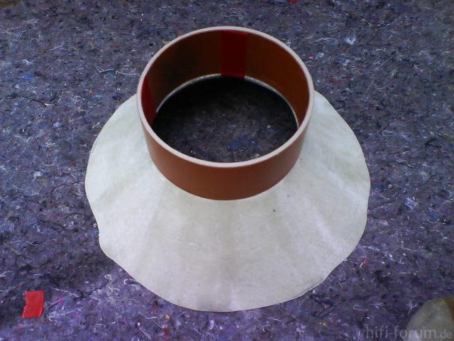 Reserveradmuldenausbau Ibiza 6L - Herstellung Abdeckplatte 102
