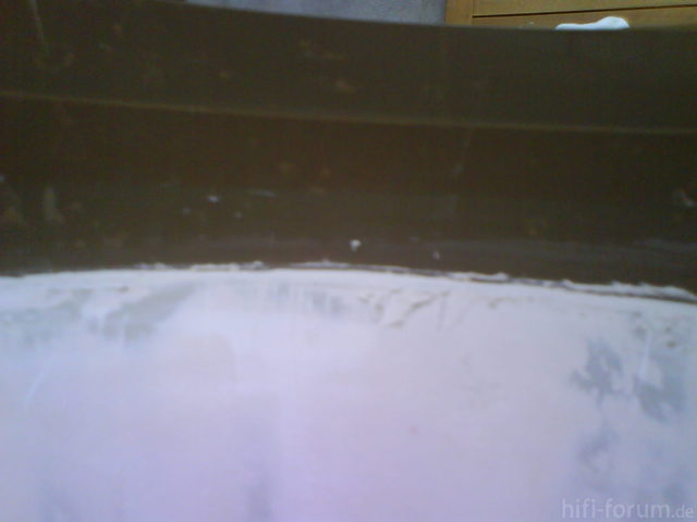 Reserveradmuldenausbau Ibiza 6L - Herstellung Abdeckplatte 134