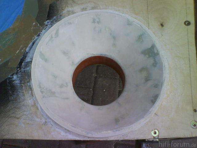 Reserveradmuldenausbau Ibiza 6L - Herstellung Abdeckplatte 139