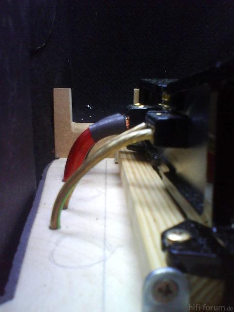 Reserveradmuldenausbau Ibiza 6L - Herstellung Abdeckplatte 16