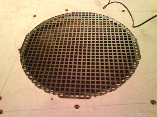 Reserveradmuldenausbau Ibiza 6L - Herstellung Abdeckplatte 34