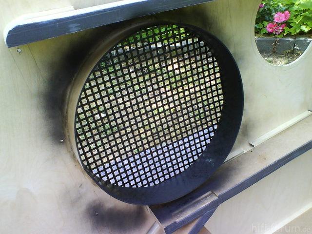 Reserveradmuldenausbau Ibiza 6L - Herstellung Abdeckplatte 61
