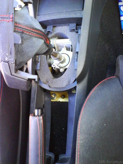 Reserveradmuldenausbau Ibiza 6L - Kabelage 29