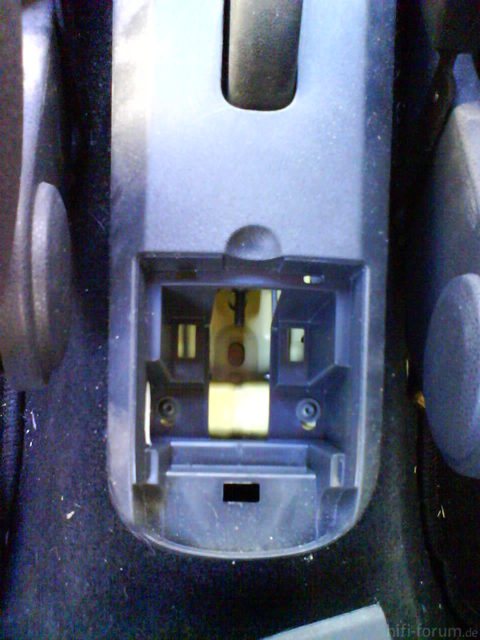 Reserveradmuldenausbau Ibiza 6L - Kabelage 30