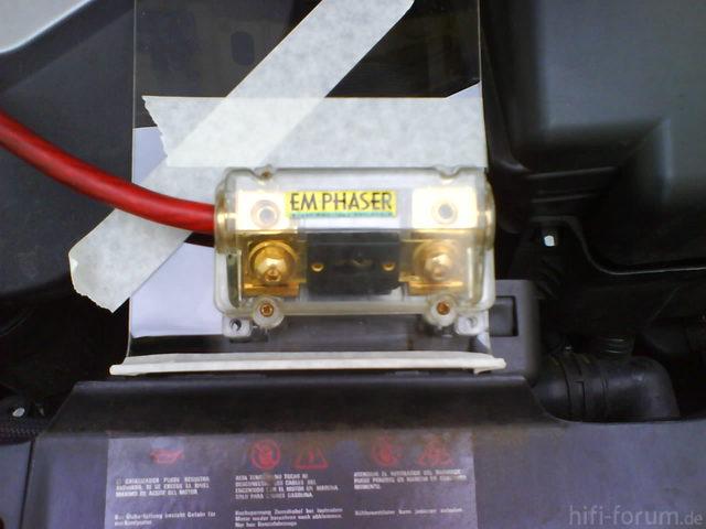 Reserveradmuldenausbau Ibiza 6L - Kabelage 58