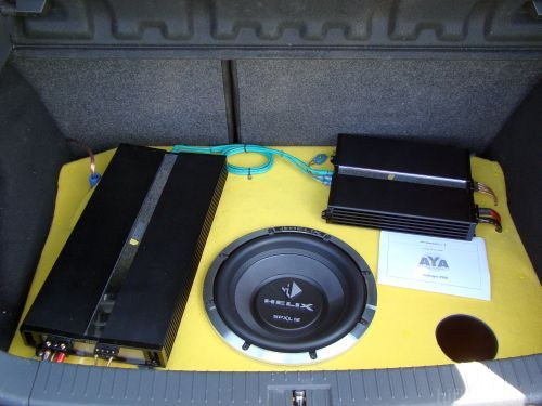 Reserveradmuldenausbau Ibiza 6L - Mittelplatte X+1