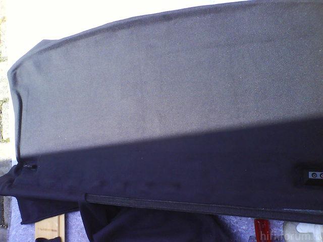 Reserveradmuldenausbau Ibiza 6L - Modding Hutablage 14