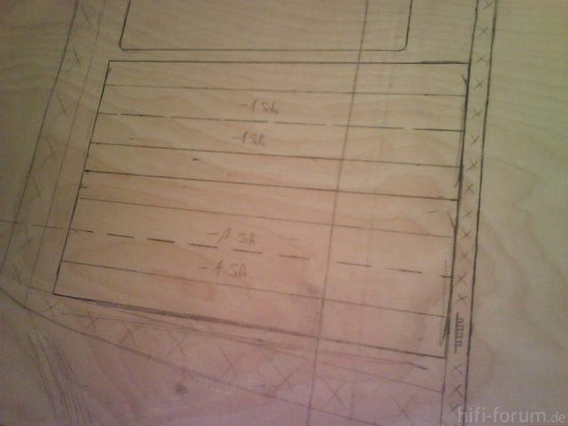 Reserveradmuldenausbau Ibiza 6L - Planung 11