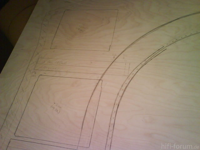 Reserveradmuldenausbau Ibiza 6L - Planung 12