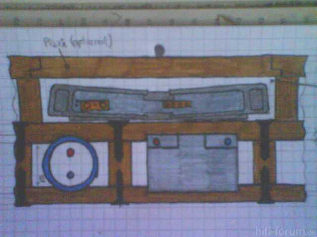 Reserveradmuldenausbau Ibiza 6L - Planung 13
