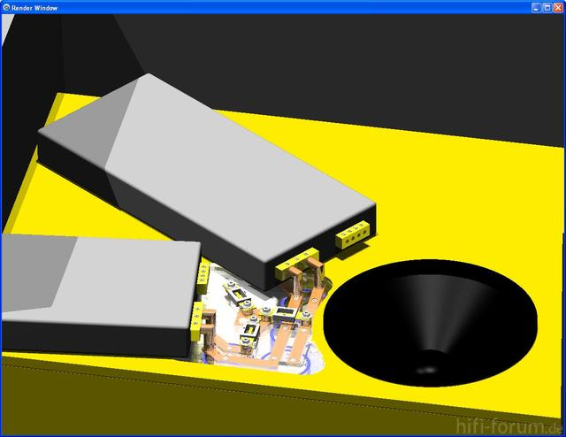 Reserveradmuldenausbau Ibiza 6L - Planung (2008) 1
