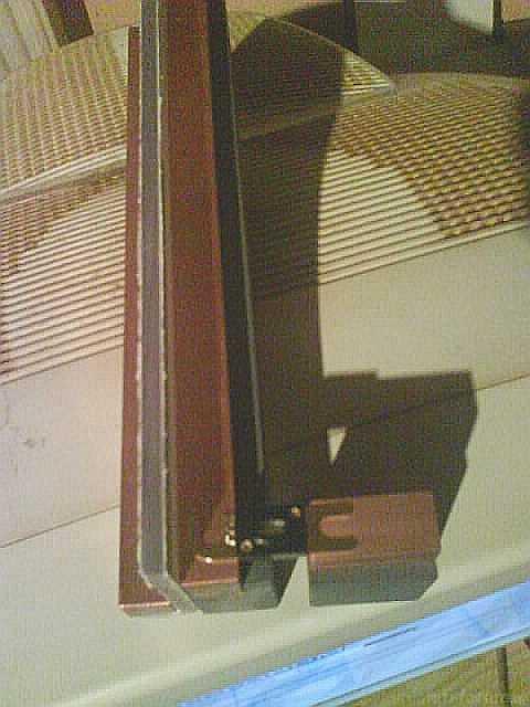 Reserveradmuldenausbau Ibiza 6L - Stromschienen 16