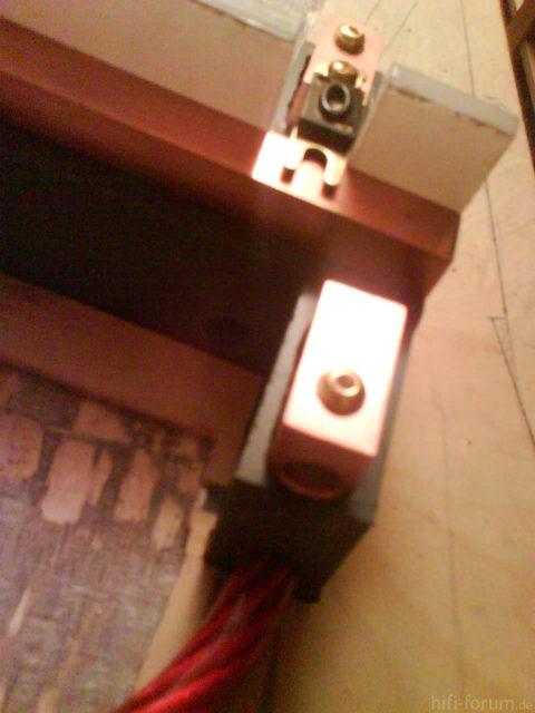 Reserveradmuldenausbau Ibiza 6L - Stromschienen 31