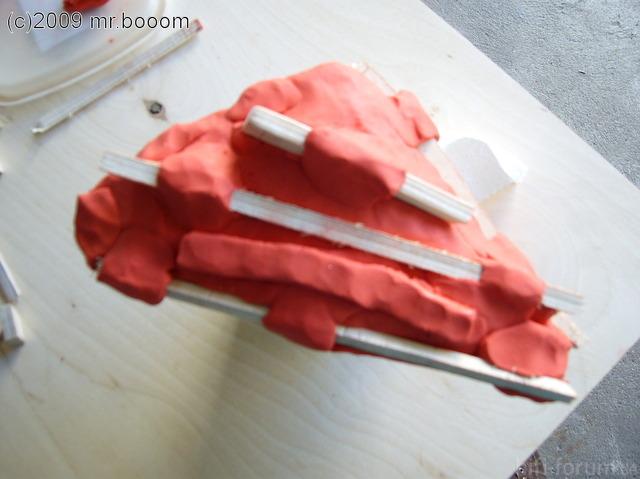 Verstellbare Höchtöneraufnahme - Modellierung Spiegeldreiecke 6