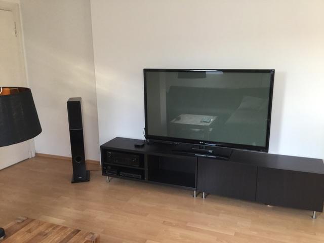 Wohnzimmer mit Säulen - Erweiterung meines Heco-Stereo-Setups ...