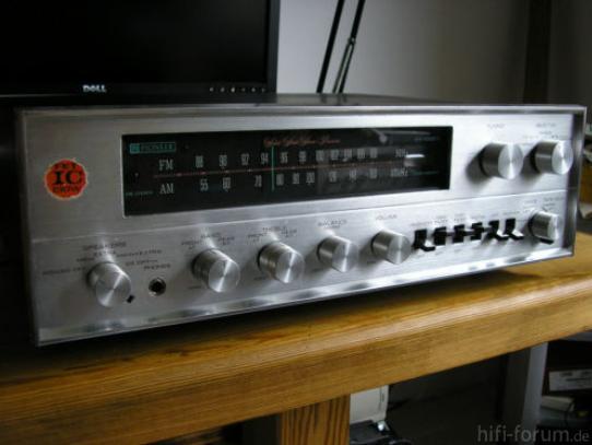 Pioneer SX 1000TD