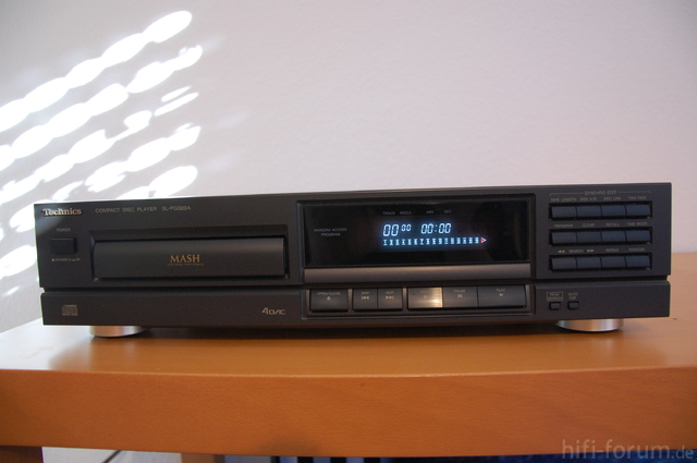 Technics CD-Player