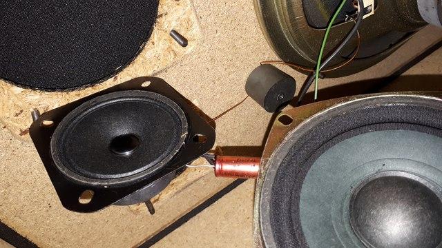 Dual CL 1052 Hoch- und Mitteltöner